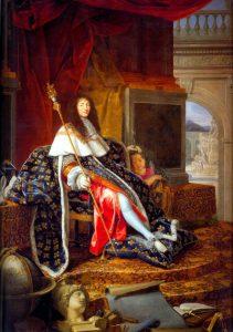 Luis XIV guerra a España