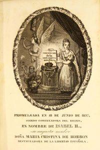 New Constitution 1837