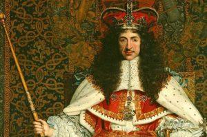 Charles II Dies