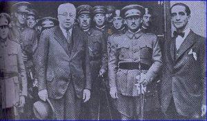 Franco Jefe del Estado Mayor