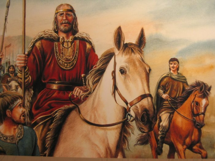 King Brian Boru
