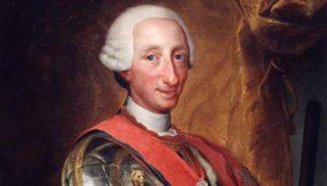 Carlos III King of Spain