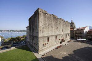 Castillo Fuenterrabía
