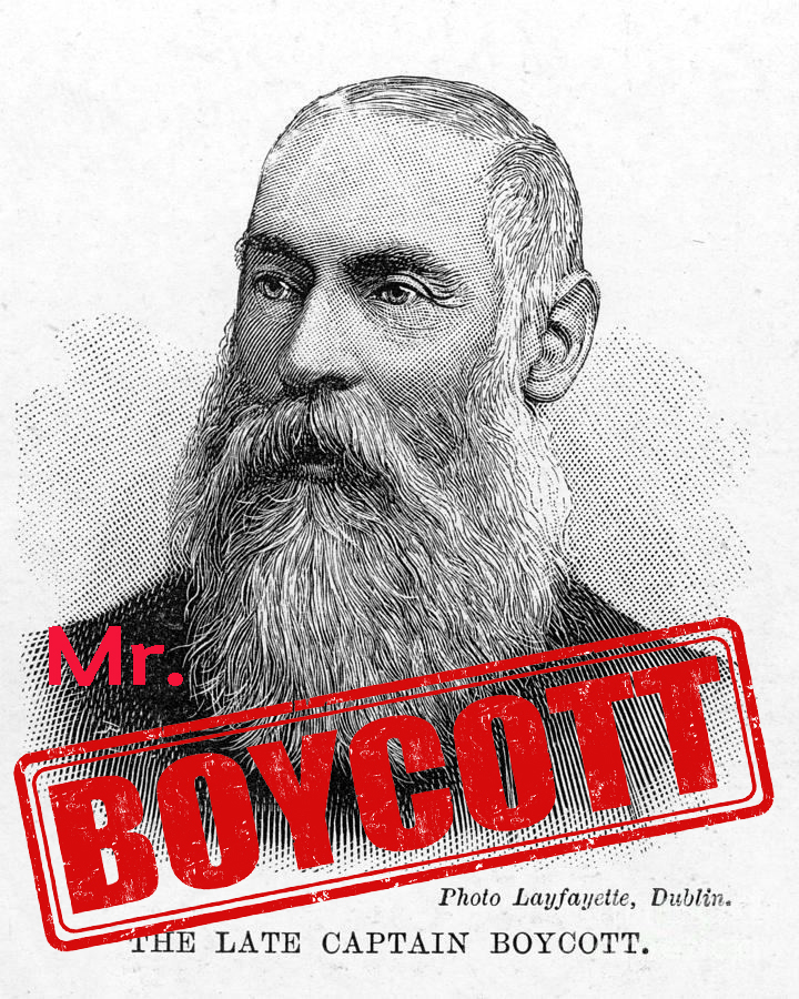 Nace el Boycott en Irlanda