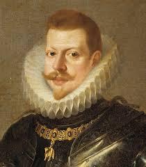 Nuevo Rey Felipe III
