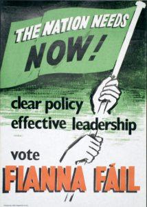 Fianna Fail reelegidos
