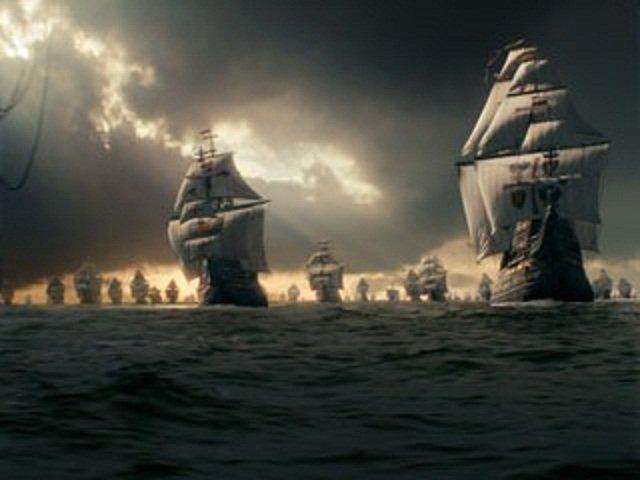 Zarpa de Lisboa la Gran Armada