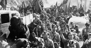Comienza Guerra Civil España