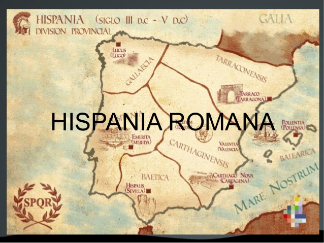 Hispania Roman Province
