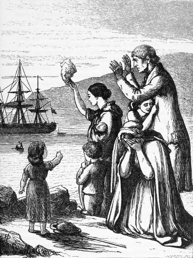 Irish Emigration