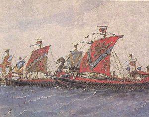 Normandos en Galicia