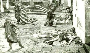 Plague in Seville