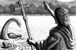 St Colum Cille  Lago Ness