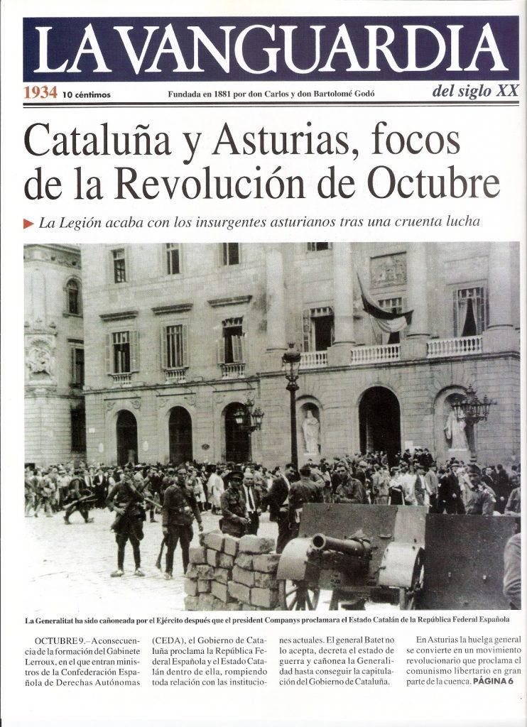 Revolución Octubre en Asturias