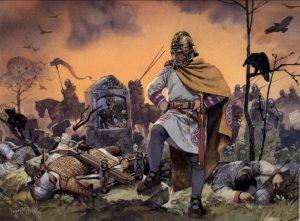 Visigodos toman Galicia