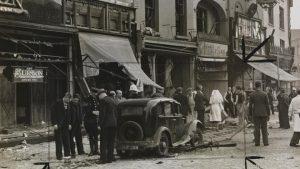 IRA comienza campaña bombas