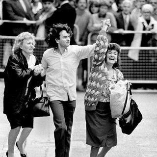 Liberado Gerry Conlon («En el nombre del Padre»)