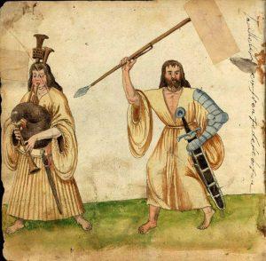 Llegada de los Celtas a Irlanda