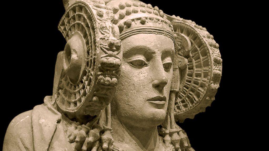 Cultural Iberians sculptures