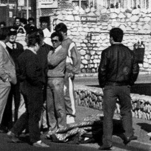 Emboscada del Ejército en Gibraltar