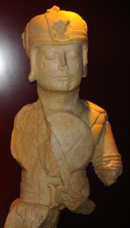 First Iberian settlers