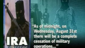Cese Fuego del IRA