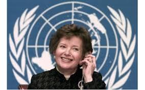 Mary Robinson es elegida Presidenta