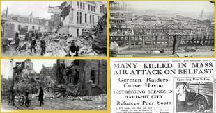 Belfast ataque aéreo alemán