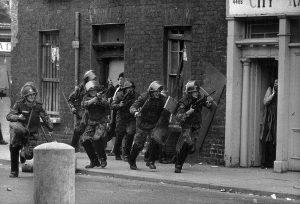 En Irlanda del Norte «Internamiento»