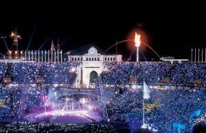 Olimpiadas Barcelona y Expo Sevilla