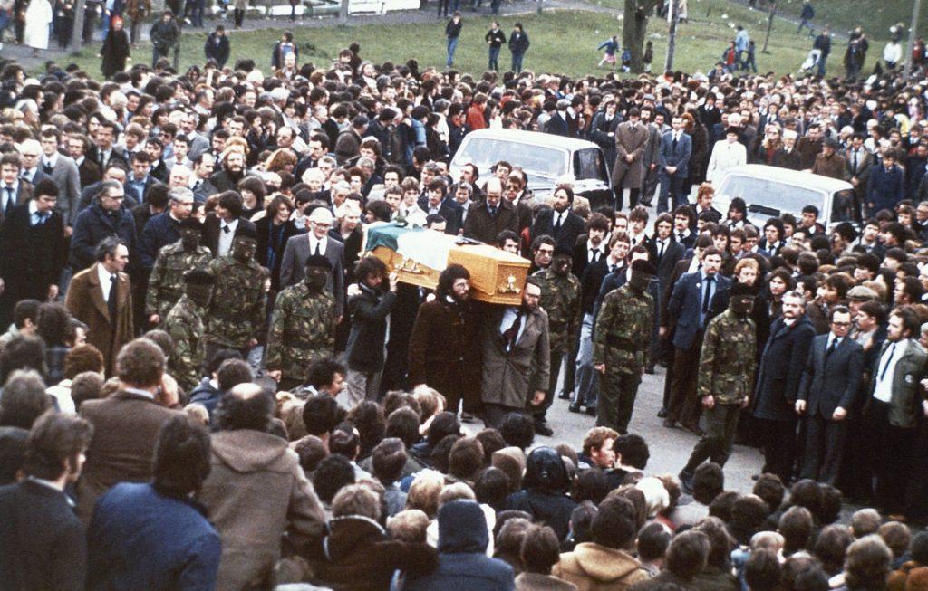 Muere Bobby Sands en Huelga de Hambre