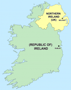 Partition of Ireland