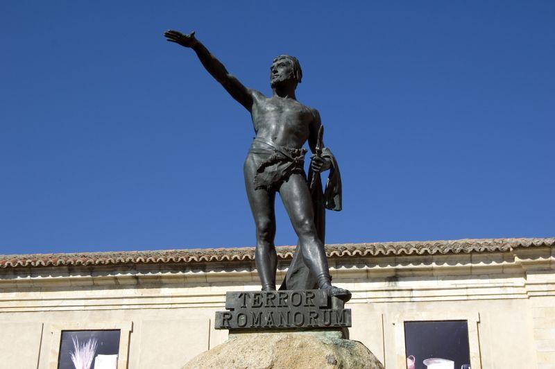 Viriato Lusitan hero